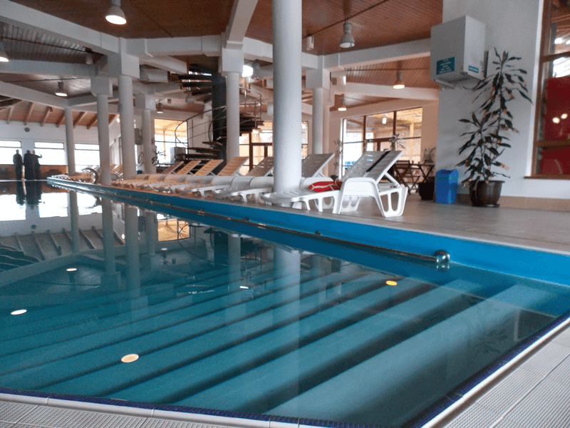 Indoor swimming pool figa
