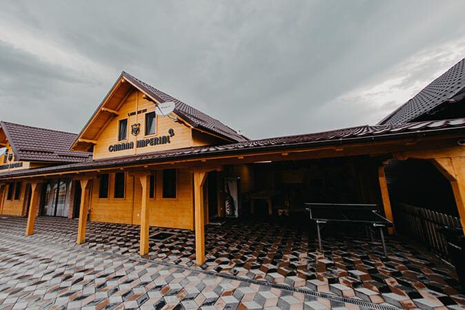 Cabana Imperial II Baile Figa